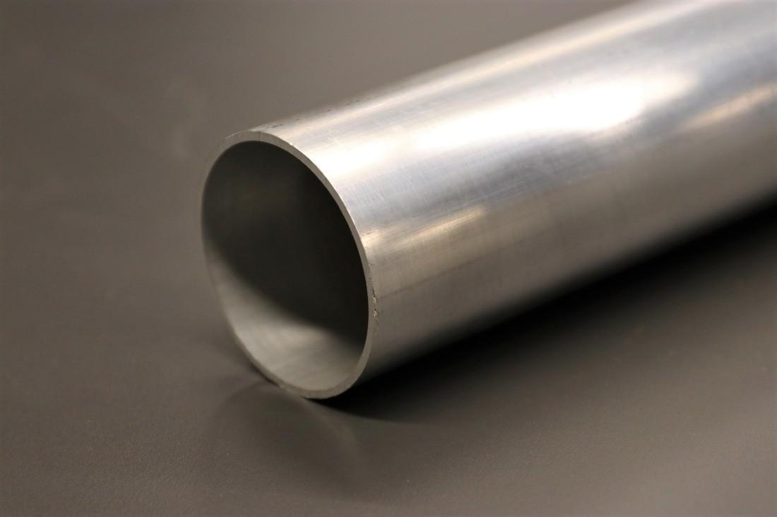 Rundrohr Aluminium