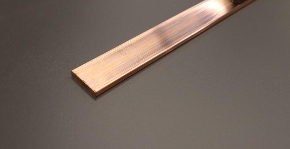 Kupfer Flach
