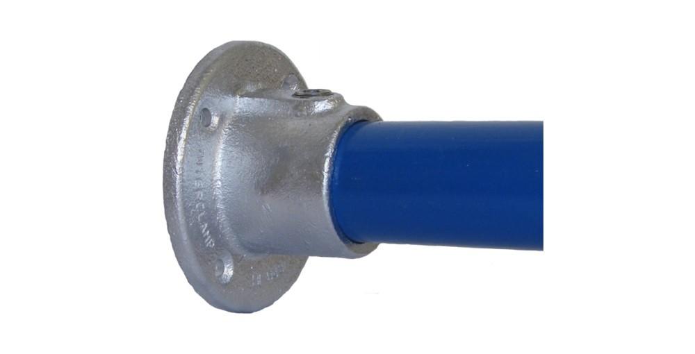 Rohrverbinder Wandanschluss