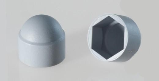 Mutterschutzkappen (grau)