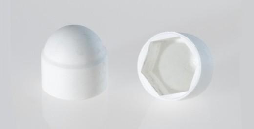 Mutterschutzkappen (weiß)