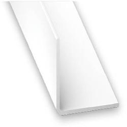 Winkelprofil PVC weiss 30x30x1x2600 mm