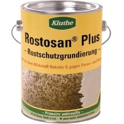 Rostprimer Rostosan Inhalt 375 ml
